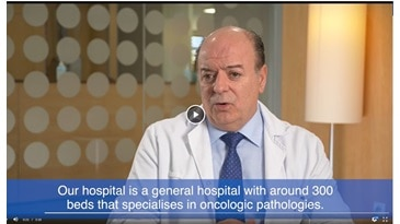 GE SIGNA™ Premier with AIR™. Testimonial video from Hospital Quirónsalud, Madrid