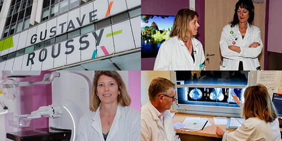 From breast cancer diagnosis to treatment plan in the same place, same team, same day