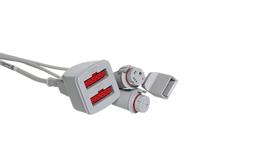 Invasive Blood Pressure (IBP) Trunk Cables