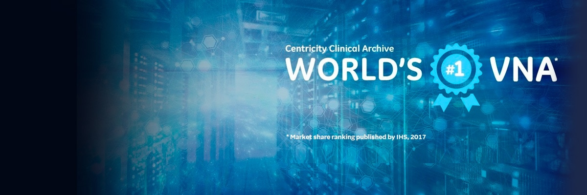 Centricity Clinical Archive Solution | GE Healthcare