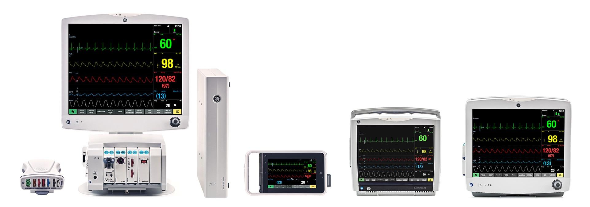CARESCAPE Monitor B450